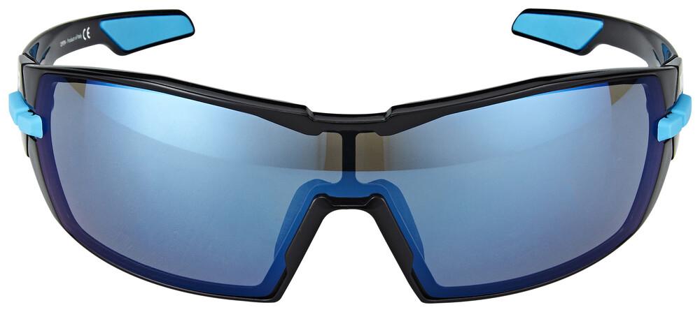 Kask KOO Sonnenbrille inkl. 2 Gläser Bluesky und Clear schwarz/hellblau 2018 Brillen QW4RmJqj